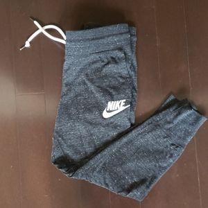 Nike Dark Grey Capri Joggers